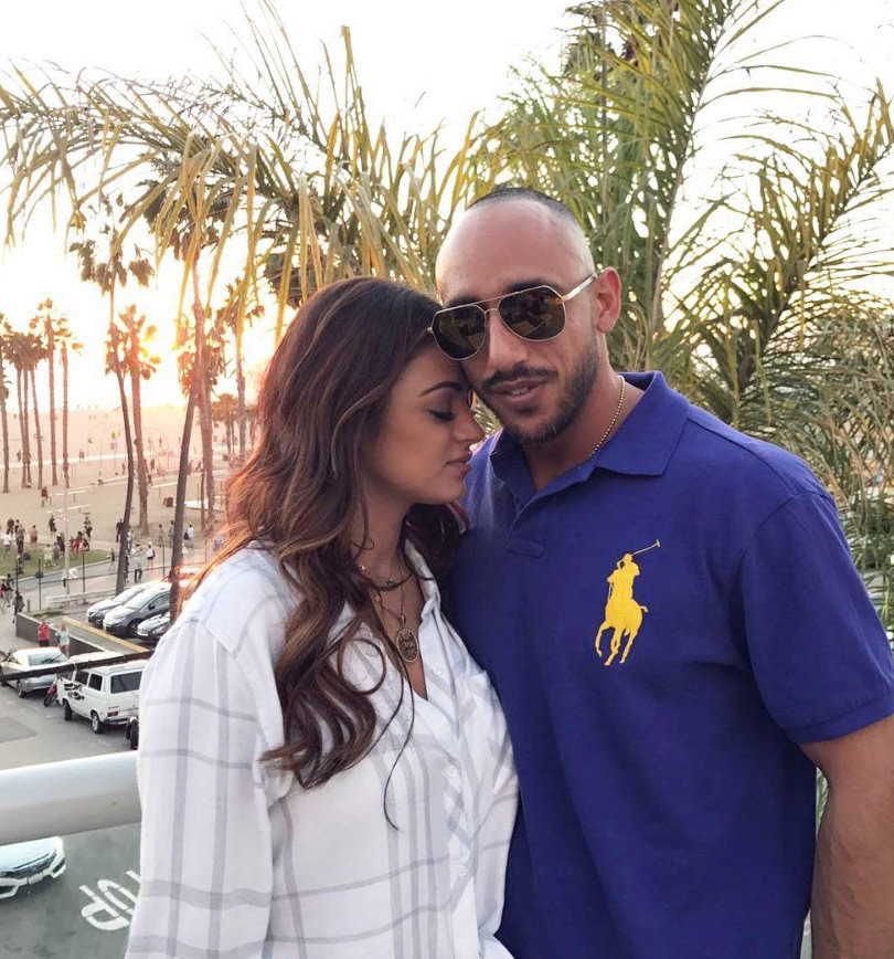 "Details on 'Shahs of Sunset' Star Golnesa ""GG"" Gharachedaghi Times Square Engagement"