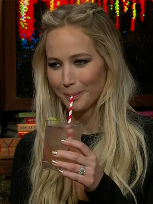 Jennifer Lawrence Grilled on Her Craziest Hookups, Hated Celebrities and 'Vanderpump Rules' Worst Star (Video)