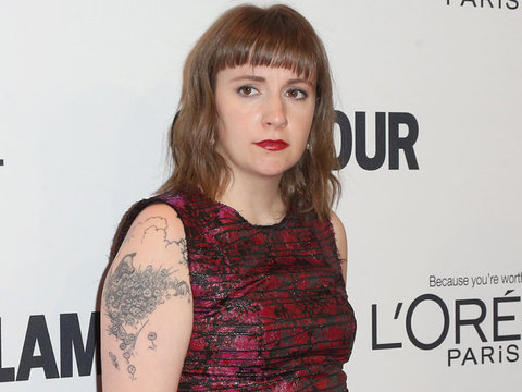 Why the Internet Is Really Angry At Lena Dunham (Again)