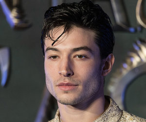 See 'Justice League' First Look of Ezra Miller's Flash With Wonder Woman,…