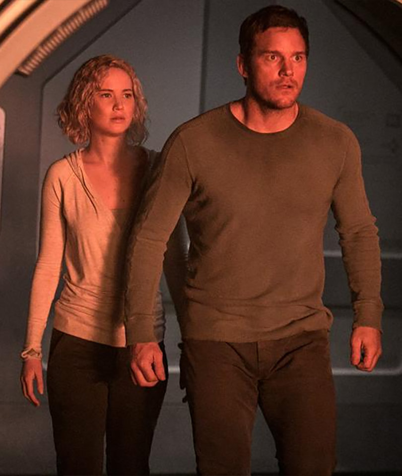 Why Jennifer Lawrence Is Happy 'Passengers' Won't Have a Sequel (Video)