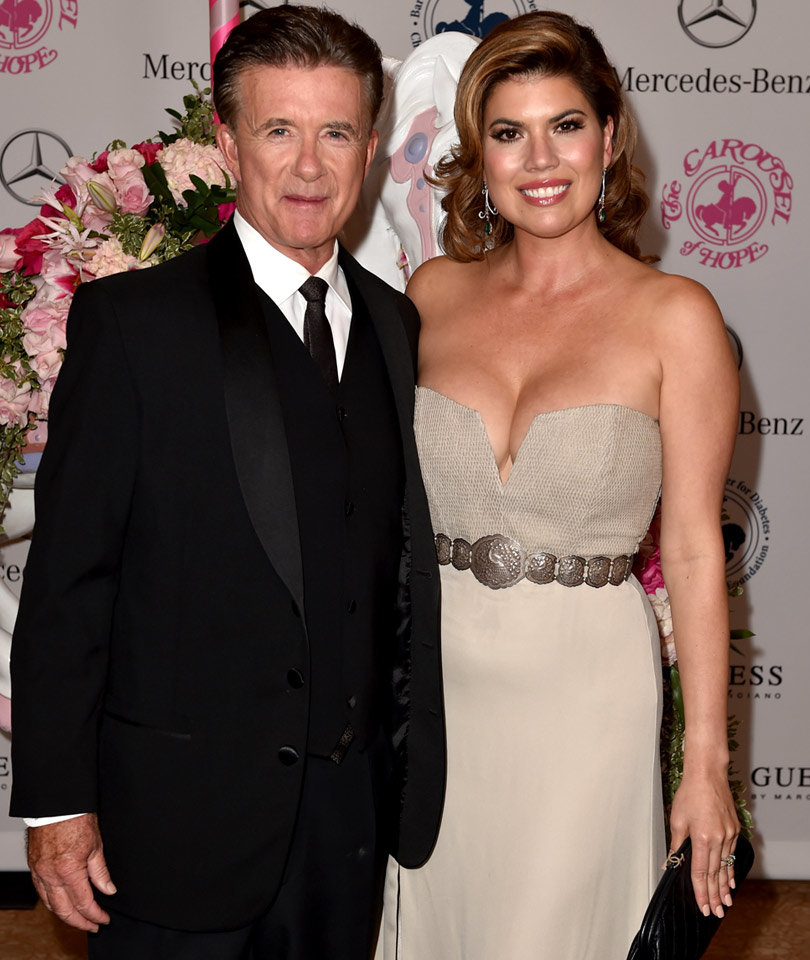 Alan Thicke's Wife Tanya and Robin Thicke's Ex Paula Patton Speak Out After Actor's Death