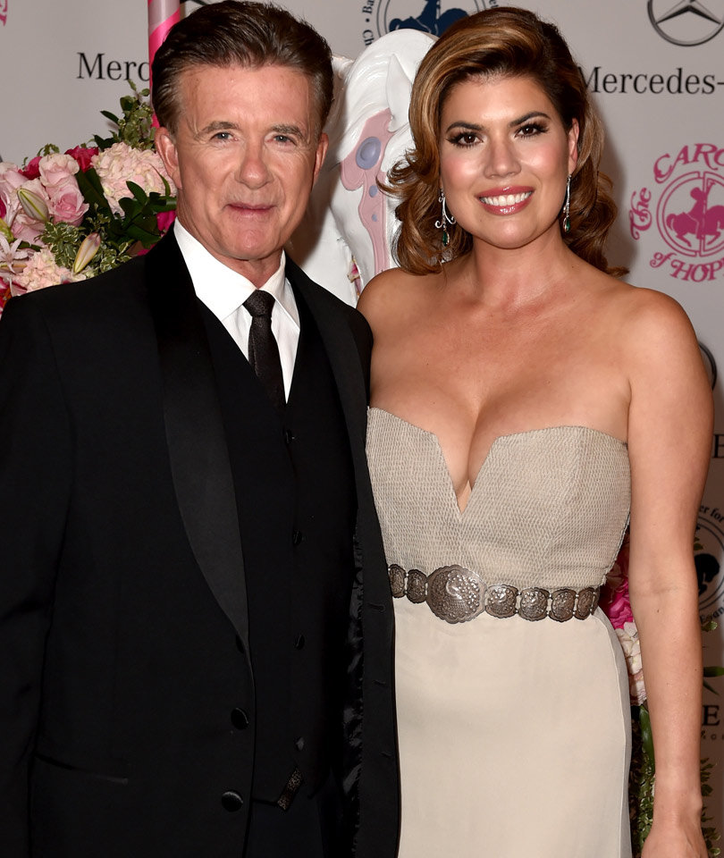 Alan Thicke's Wife Breaks Her Silence