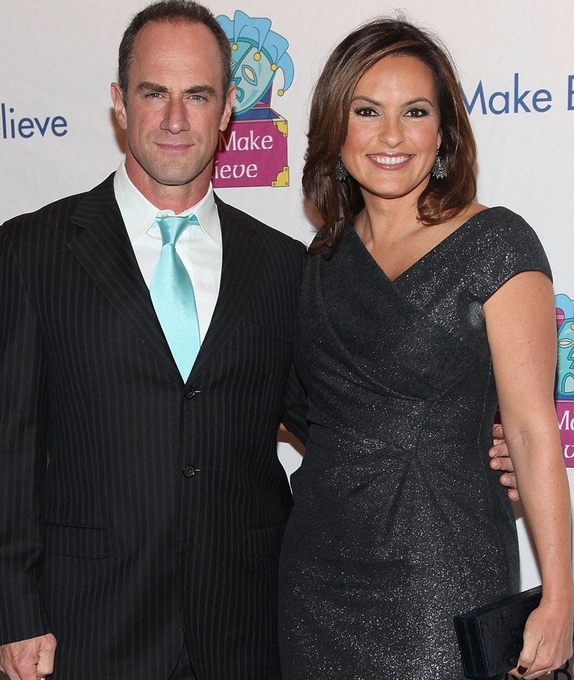 See the 'Law & Order: SVU' Reunion You've Been Waiting For!