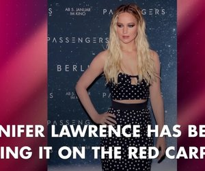"Jennifer Lawrence's ""Passengers"" Press Tour Looks"