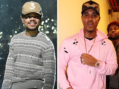 3 Most Popular Tracks on Chance the Rapper-Jerimih's Xmas Mixtape -- So Far (Audio)