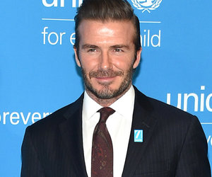 David Beckham's Boozy Xmas Pic Is What We've All Needed