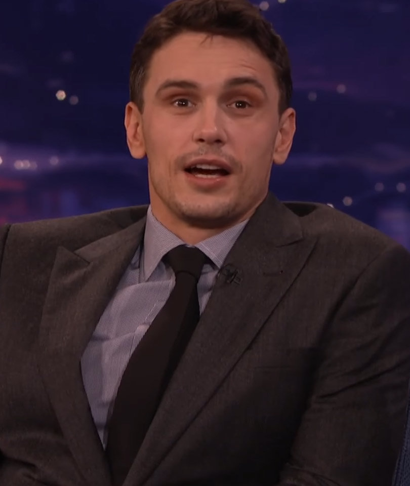 James Franco Gifts 'Why Him?' Co-Star Bryan Cranston With Marijuana (Video)