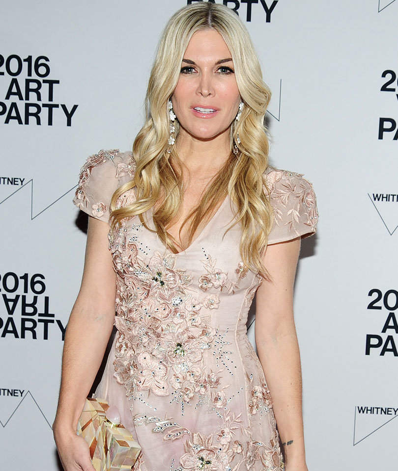 'Real Housewives of New York' Shooting Scenes With Tinsley Mortimer: Who Is She?