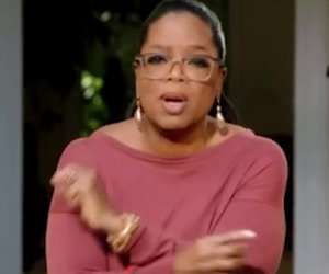 Secret to Oprah's 40 Pound Weight Loss Revealed!