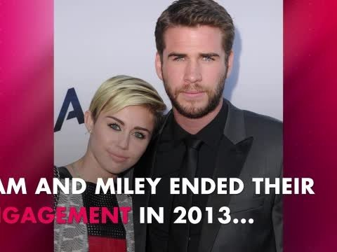 Miley Cyrus and Liam Hemsworth's Cutest Couple Moments