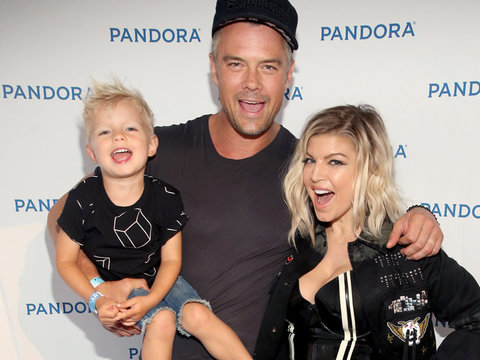 Fergie and Josh Duhamel Just Won Christmas with This Adorable Holiday Card!