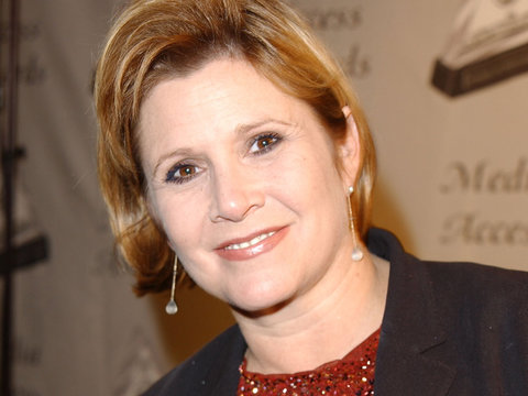 Hollywood Floods the Internet With Reactions To Carrie Fisher's Death