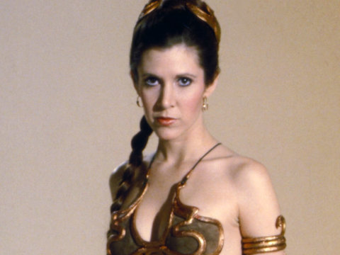 See Young Carrie Fisher Nail Audition for Princess Leia in 'Star Wars: A New Hope' (Video)