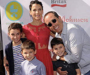 Jerry Seinfeld and Family Pose for Epic Holiday Card (Photo)