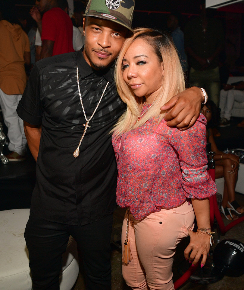 Tameka Tiny Cottle Files For Divorce From TI After Six Years Of Marriage