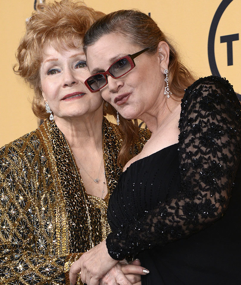 Hollywood Mourns Debbie Reynolds -- See Reactions
