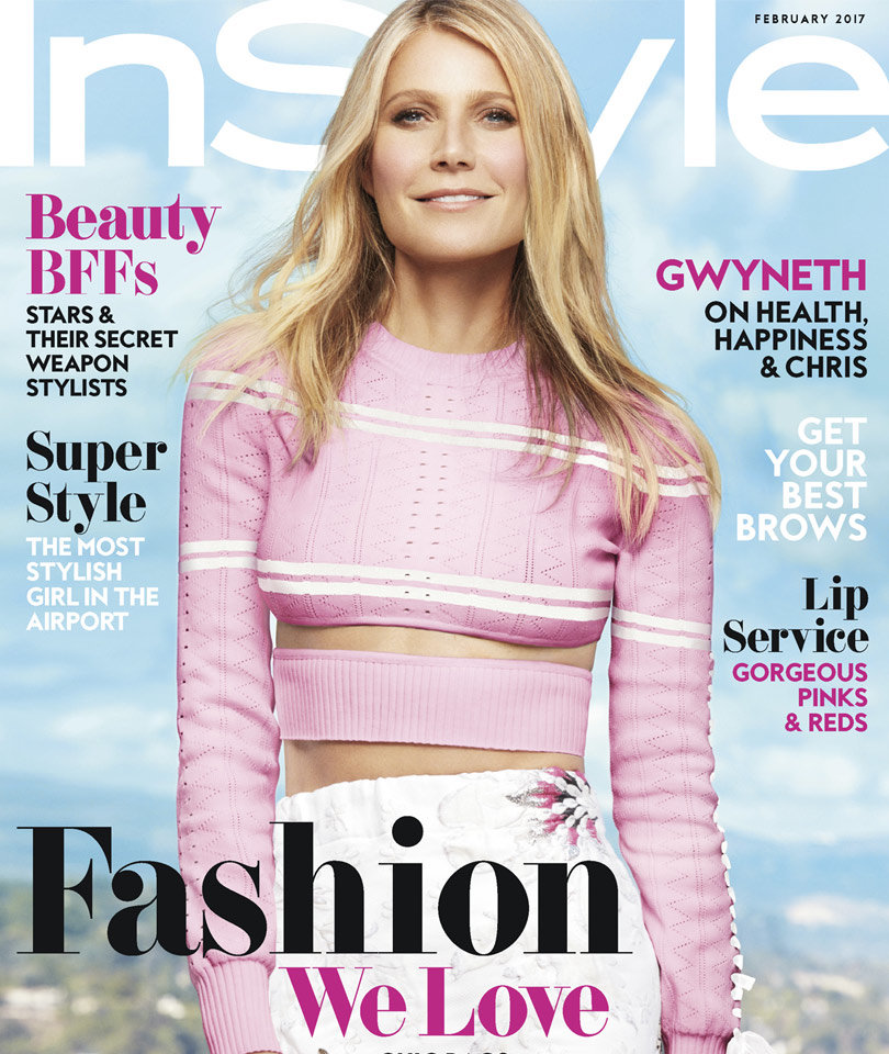 Gwyneth Paltrow on Trading 'Spoiled Movie Star' Life for Goop: 'What the F--ck? Why Did I Do This?...'