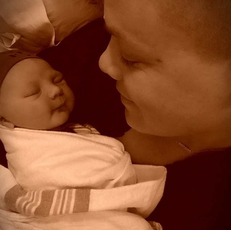 Pink and Carey Hart Welcome Baby Boy -- See First Photos!