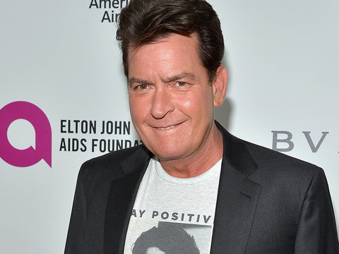 See Charlie Sheen's Outrageous Donald Trump Wish