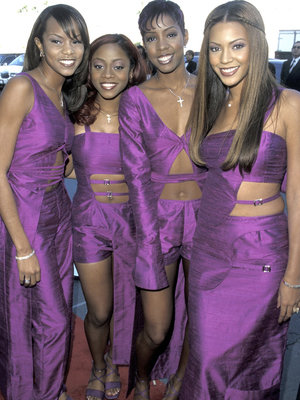 Booted Destiny's Child Shares Painful Story