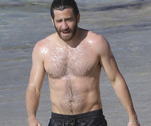 Gyllenhaal, Wahlberg, Alba and More -- Stars Escape the Cold In the New Year…