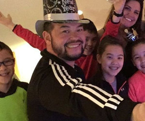 Jon Gosselin Spent NYE with Four of His Kids Amid Drama with Kate (Photo)