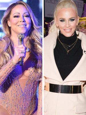 Jenny McCarthy Rips Mariah Carey Over 'Bullsh-t' Excuses for New Year's 'Trainwreck' (Audio)