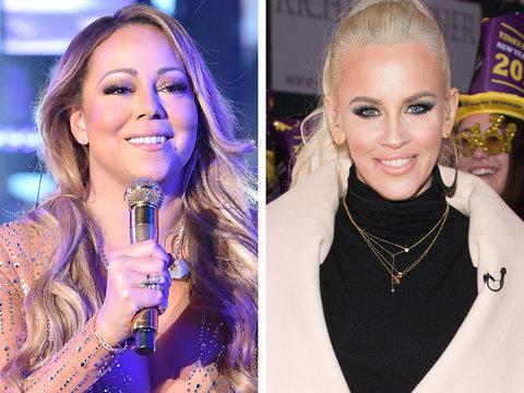 Jenny McCarthy Rips Mariah Carey Over 'Bullsh-t' Excuses for New Year's 'Trainwreck'…