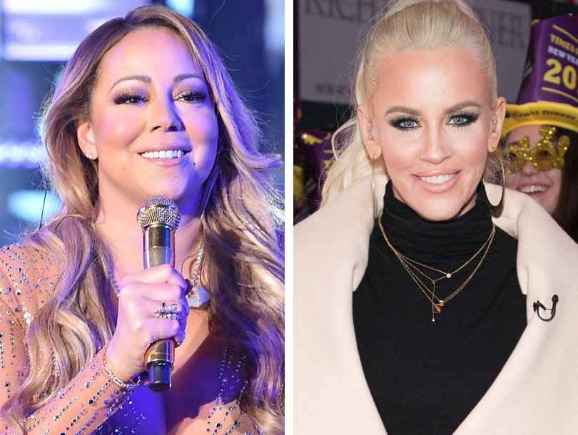 Jenny McCarthy Rips Mariah Carey Over 'Bullsh-t' Excuses for New Year's 'Trainwreck' (Audio)