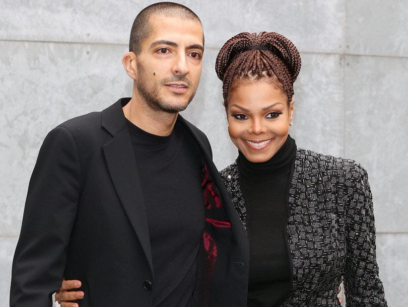 Janet Jackson Welcomes First Baby Boy Eissa