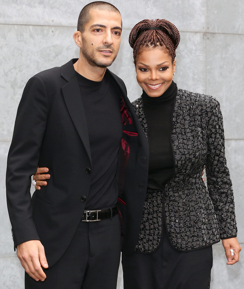 Janet Jackson Welcomes First Baby Boy Eissa