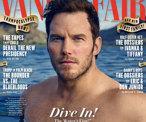 5 Takeaways From Chris Pratt's Shirtless VF Cover: Coupons, Teenage…
