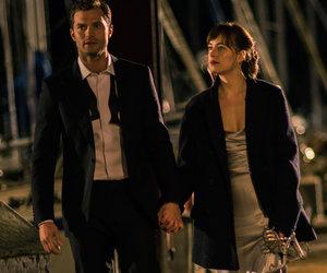 Anastasia at Gunpoint, Zayn, T. Swift! New 'Fifty Shades Darker' Is Here
