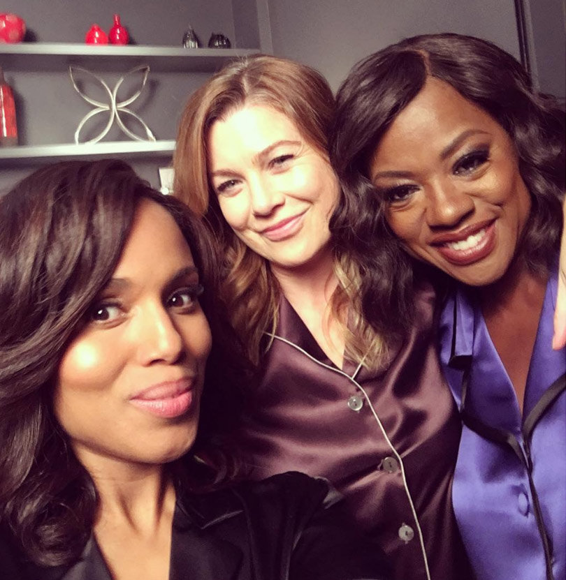 Kerry Washington Teases Olivia Pope's TGIT 'Scandal' Return (Photos)