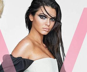 Kendall Jenner Gets Massive Upper Thigh Tattoo for V Magazine