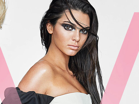Kendall Jenner Gets Massive Upper Thigh Tattoo for V Magazine