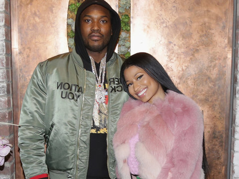Nicki Minaj Is Officially Single After Celebrating New Year's Eve Solo