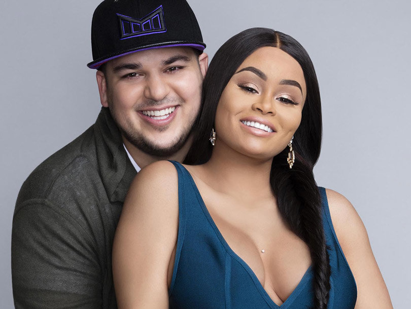 Rob Kardashian Just Shared the Cutest Photo of Daughter Dream