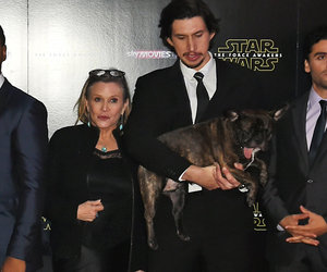 Adam Driver Recalls Last Time He Saw 'The Force Awakens' Co-Star Carrie Fisher…