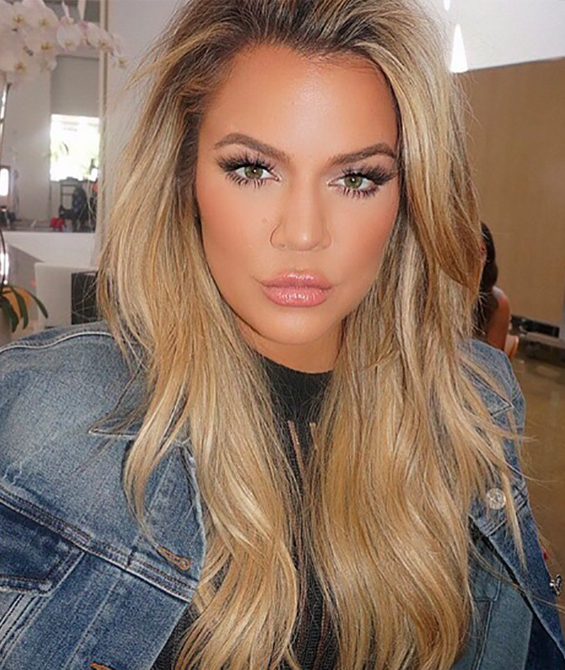Khloe Kardashian Reveals 40lb Weight Loss in Before and After Photo