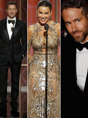 The Only 11 Golden Globes Moments Anyone Really Is Buzzing About