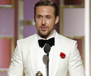 Ryan Gosling Thanks His 'Lady' Eva Mendes In Emotional Golden Globe Acceptance Speech…