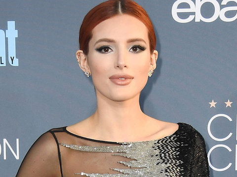 The Real Reason Bella Thorne Has Been Going Makeup-Free