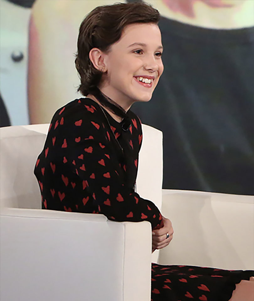 Why a Sleepover Sent 'Stranger Things' Star Millie Bobby Brown Into Tears…