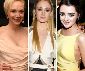 The Women of 'Game of Thrones' Go Glam at HBO Golden Globe After-Party (Photos)