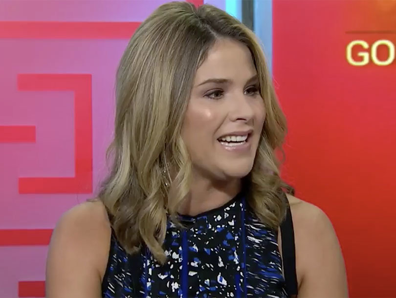 Jenna Bush Hager Offers Teary Apology Over Embarrassing 'Hidden Fences' Golden Globes Gaffe (Video)