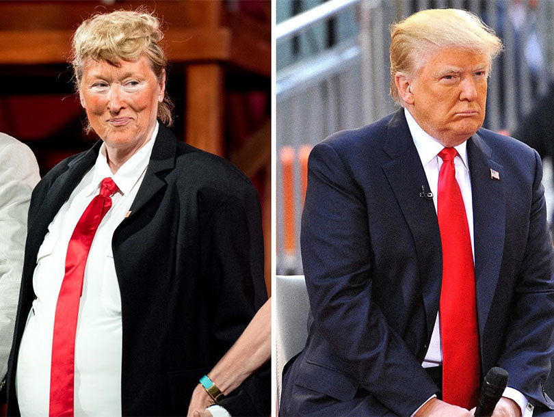 Donald Trump Fires Back at 'Overrated Actress' Meryl Streep Over Golden Globes Speech (Video)