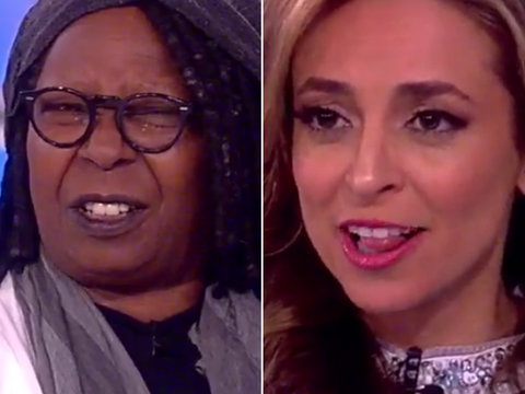 'The View' Explodes as Jedediah Bila Battles Whoopi, Co-Hosts Over Donald Trump vs. Meryl…