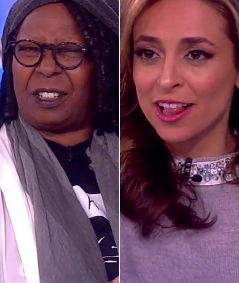 'The View' Explodes as Jedediah Bila Battles Whoopi, Co-Hosts Over Donald Trump…